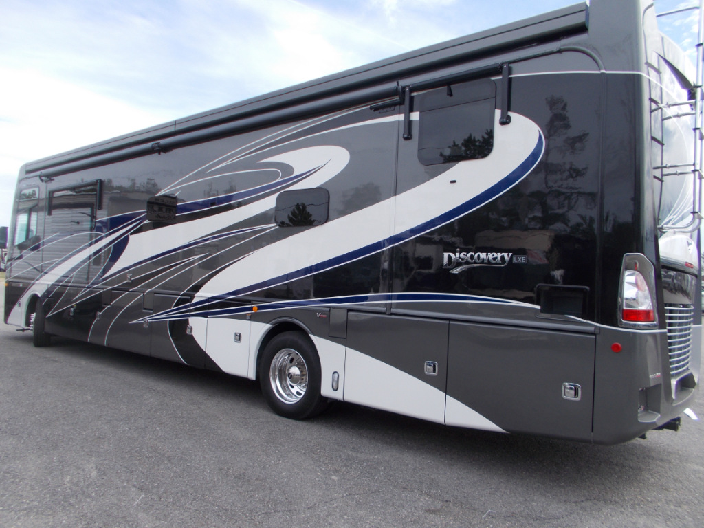 Power Wiring Diagram Coach Rv Nuwa Free Download Deer Feeder Solar Panel New 2018 Fleetwood Discovery Lxe 40d Motor Home Class A Diesel