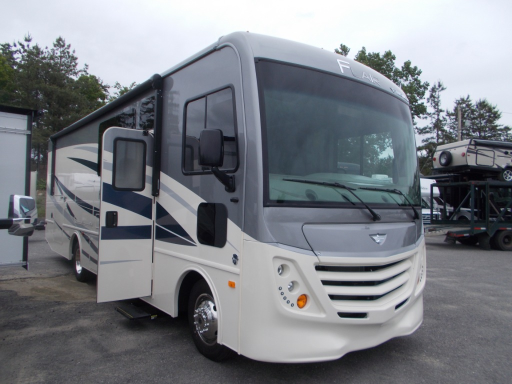 New 2019 Fleetwood RV Flair 29M Motor Home Class A at Flagg