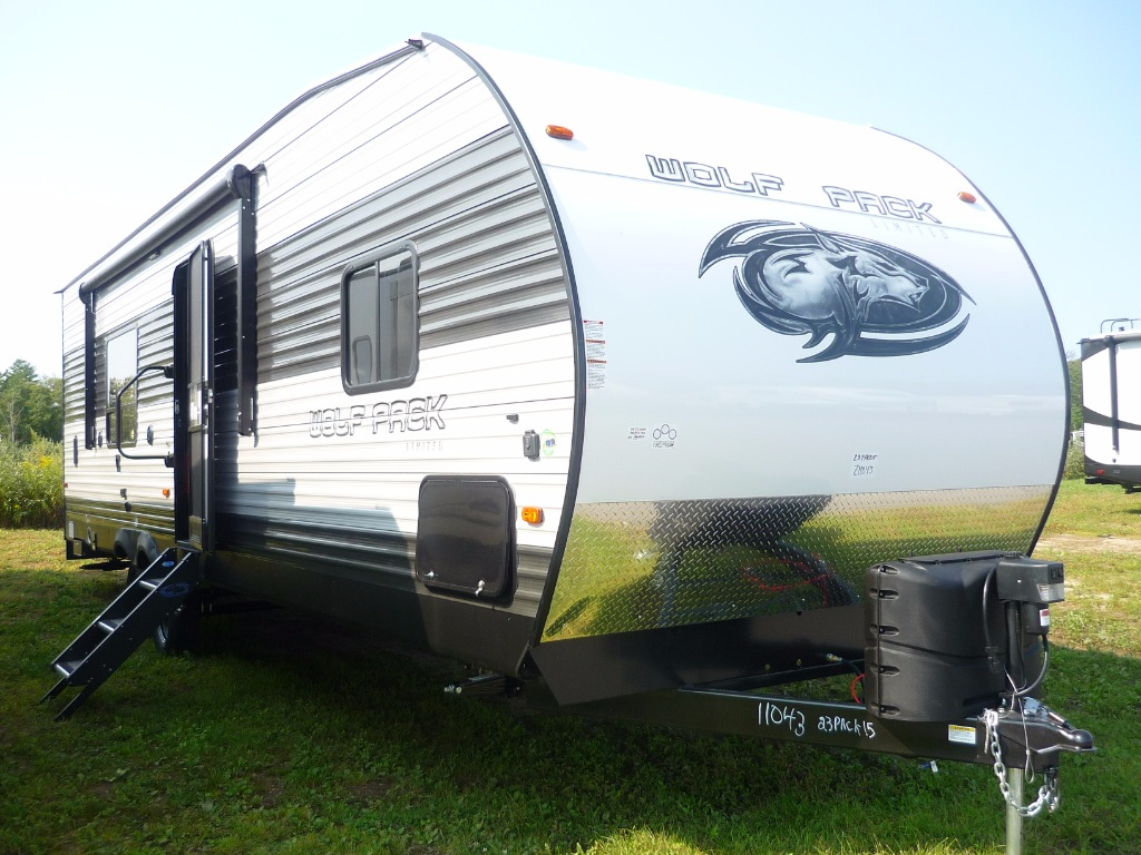 New 2018 Forest River Rv Cherokee Wolf Pack 23pack15 Toy
