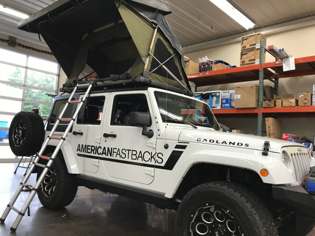 Jeep American Fastback Badlands Other At Flagg Rv