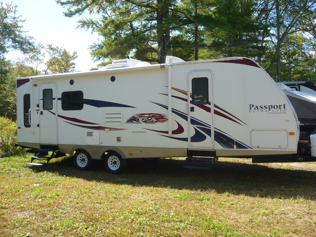 Passport Ultra Lite >> Used 2011 Keystone RV Passport 2850RL Grand Touring Travel ...