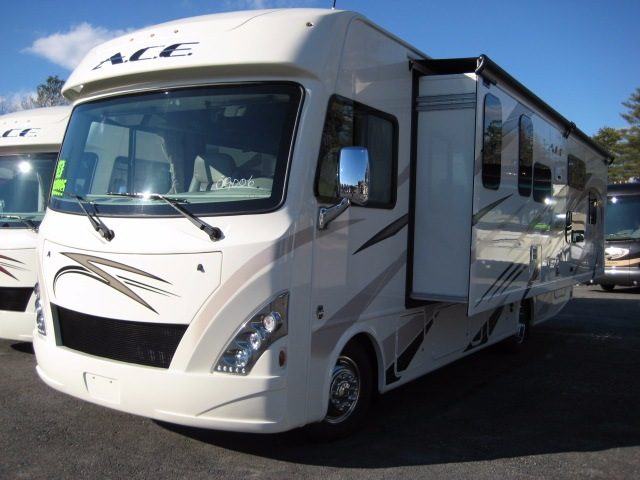 Shadow Cruiser Rv >> New 2018 Thor Motor Coach ACE 30.2 Motor Home Class A at Flagg RV | Uxbridge, MA | #09006