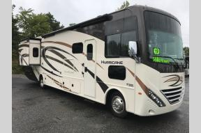 New 2019 Thor Motor Coach Hurricane 35M Photo