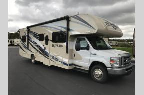 New 2019 Thor Motor Coach Outlaw 29J Photo