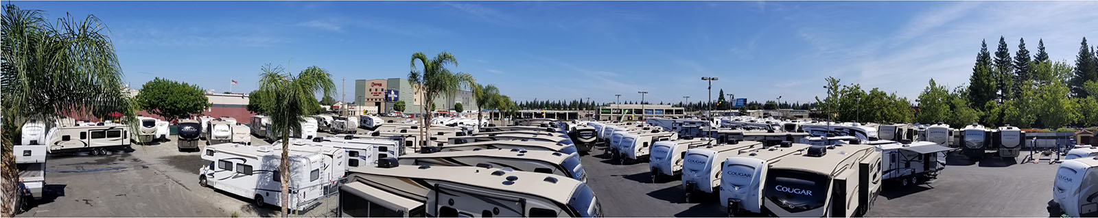 Folsom Lake RV dealership