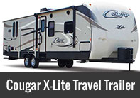 Cougar X-Lite Travel Trailer
