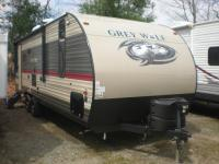 Used 2019 Forest River RV Cherokee Grey Wolf 23MK Photo
