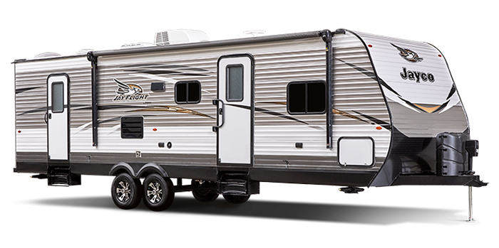 2 Bedroom Travel Trailer | 2 Bedroom Campers | 2 Bedroom RV