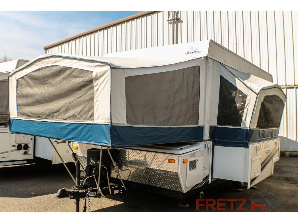 Used 2008 Jayco Jay Series 1206 Folding Pop Up Camper At