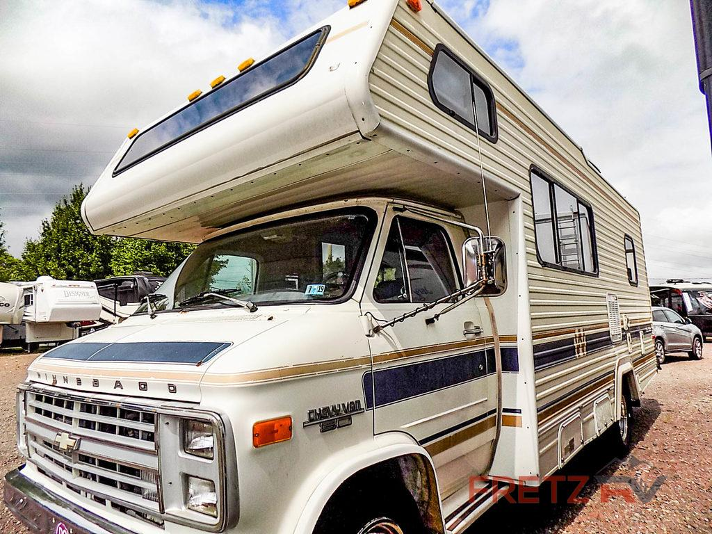 Used 1985 Winnebago Winnie 24 Motor Home Class C at Fretz RV