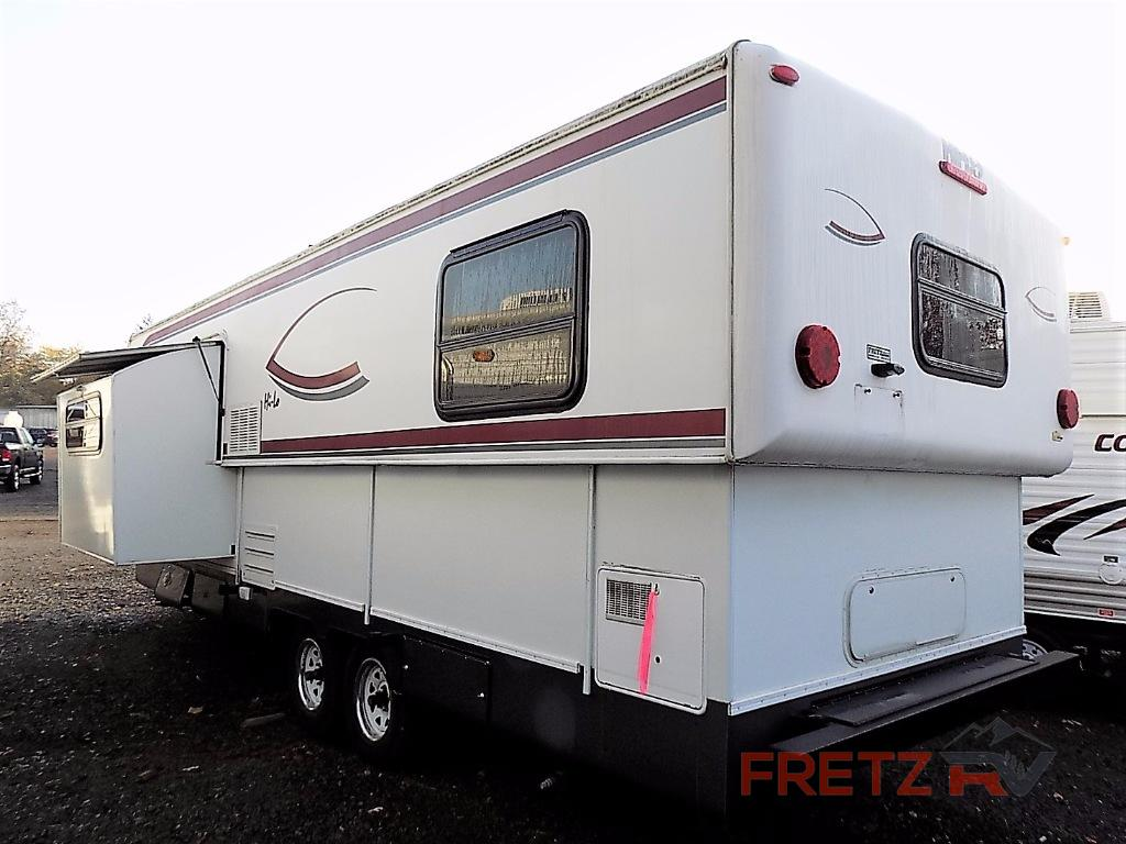Used Campers For Sale In Pa >> Used 2010 Hi-Lo Trailer Hi-Lo 2810H Travel Trailer at Fretz RV | Souderton, PA | #14138
