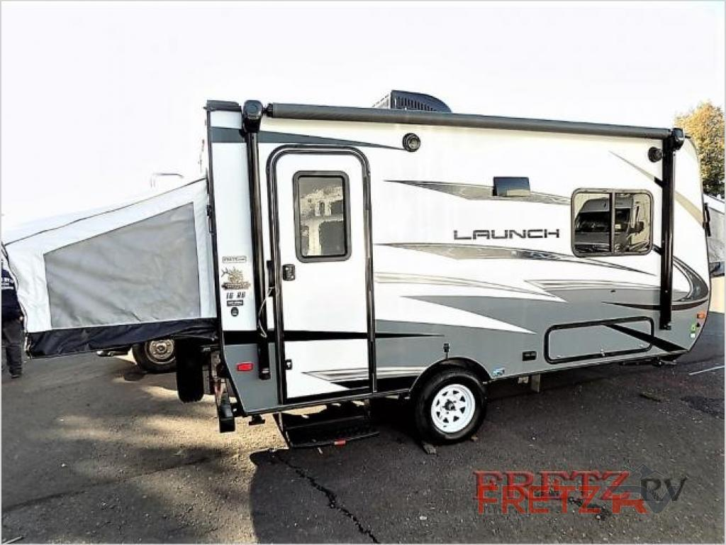 New 2018 Starcraft Launch Outfitter 7 16RB Expandable at