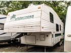 Used 1995 Fleetwood RV WILDERNESS 25 TRL. Photo
