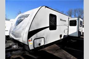 New 2018 Winnebago Industries Towables Minnie 2500 RL Photo