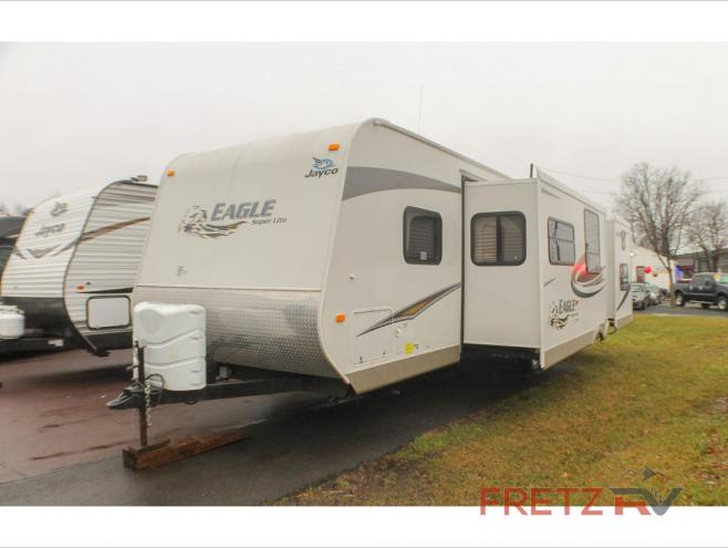 Used 2012 Jayco Eagle Super Lite 314BDS Travel Trailer at ... Jayco Eagle Bds Wiring Diagram on