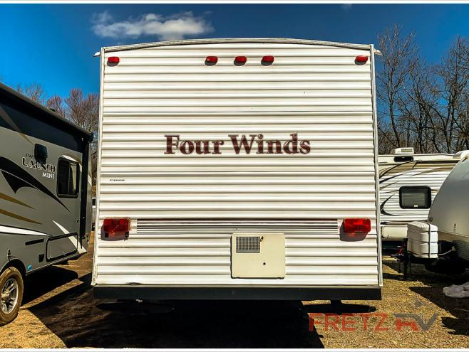 Used 2007 Dutchmen RV Four Winds Express Lite 28G-GS Travel