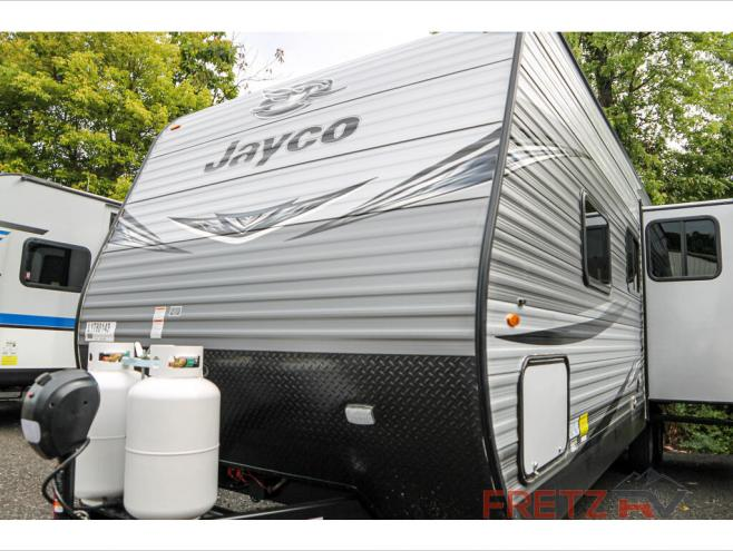 New 2020 Jayco Jay Flight 24RBS Travel Trailer at Fretz RV
