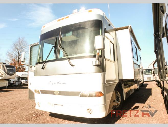 Used 2001 Western Recreational Vehicles Alpine 40101 Motor