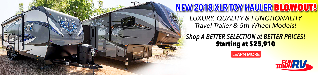 RV Dealer in Texas Selling Forest River, Coachmen, and More | Fun ...