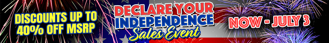 Independence Sale