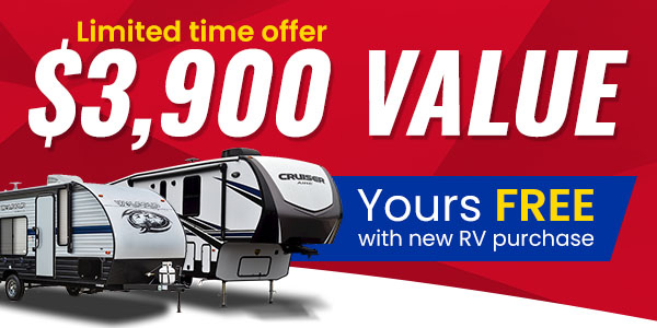 Free Warranty with New RV Purchase