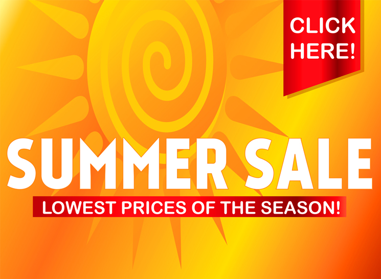 Summer RV Clearance Sale