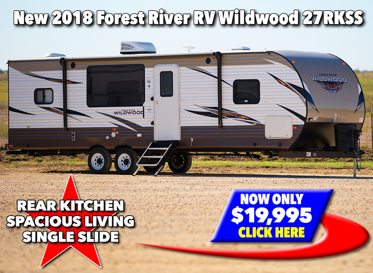 Forest River RV Wildwood 27RKSS