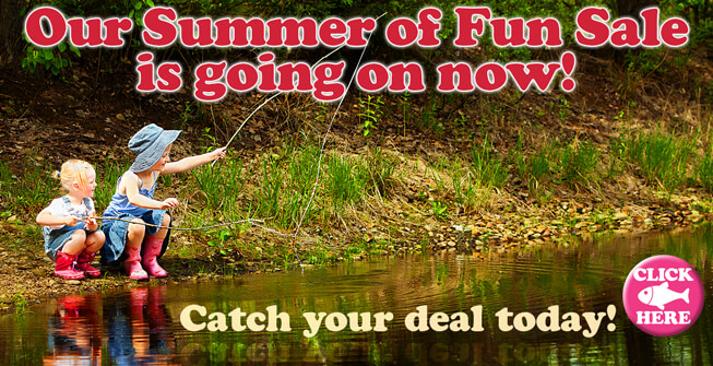Summer of Fun RV Sale
