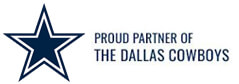 Proud Partner of the Dallas Cowboys