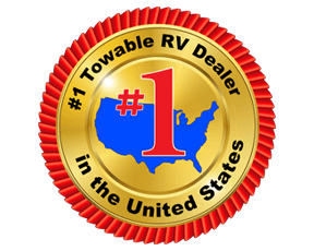 #1 selling towable RV dealer in USA