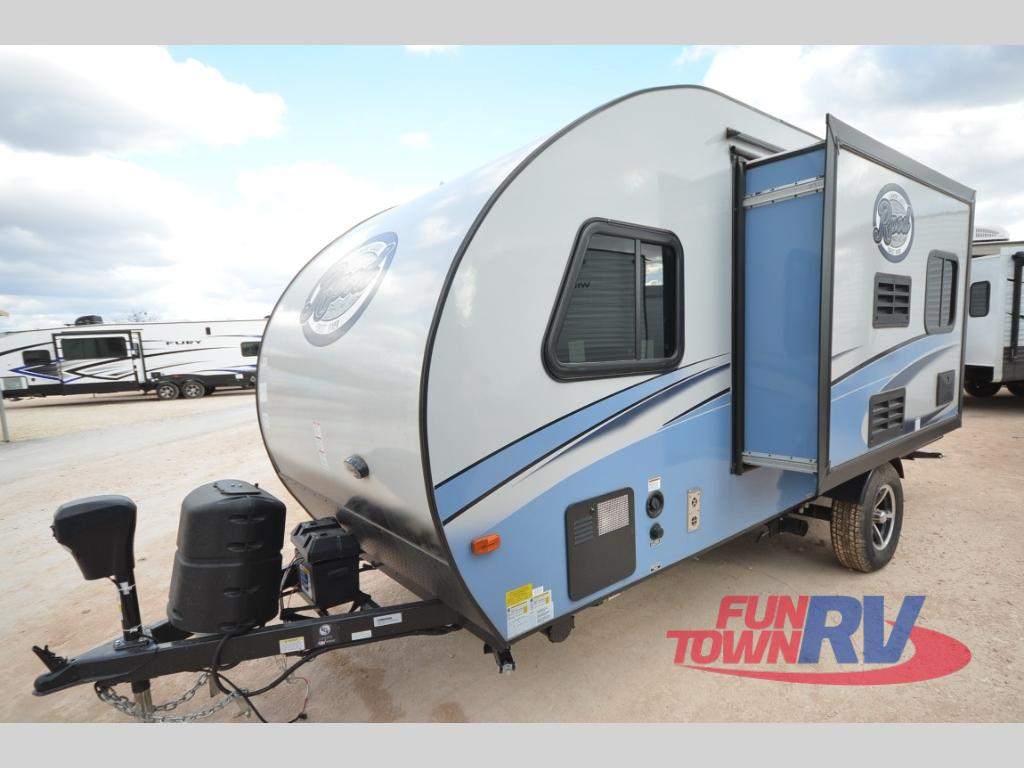 New 2018 Forest River Rv R Pod Rp 190 Travel Trailer At
