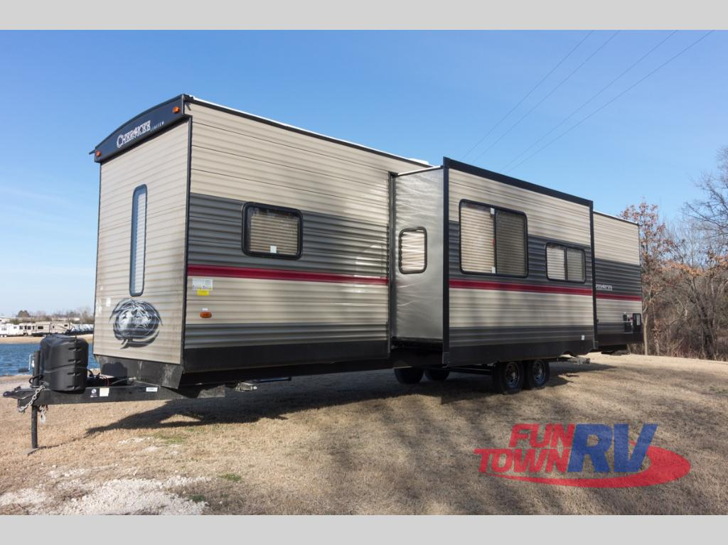 New 2018 Forest River Rv Cherokee 39rese Destination