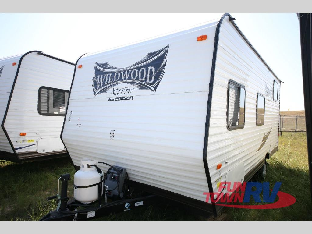 Forest River Wildwood X Lite >> New 2014 Forest River RV Wildwood X Lite FS 195BH Travel ...