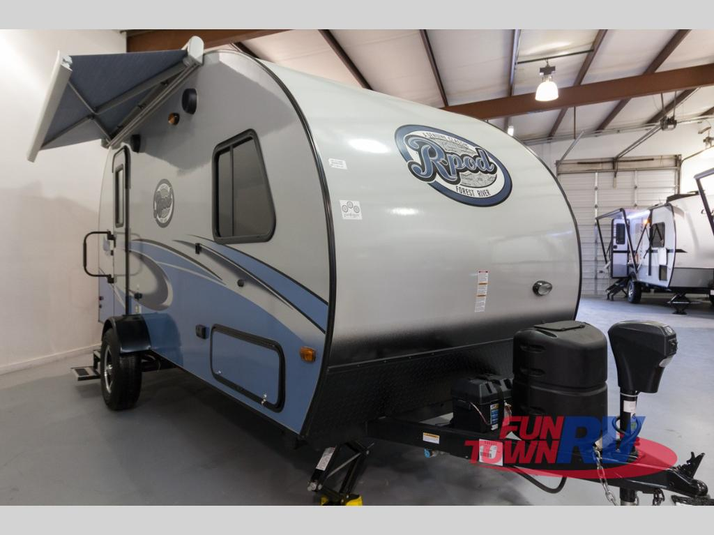 R Pod Travel Trailer For Sale In Texas