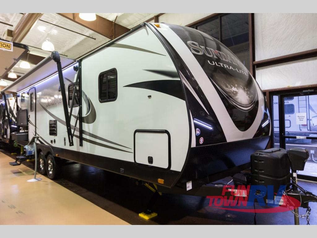 Toy Haulers For Sale In East Texas >> New 2018 Heartland Sundance 278BH Travel Trailer at Fun Town RV | Cleburne, TX | #143045