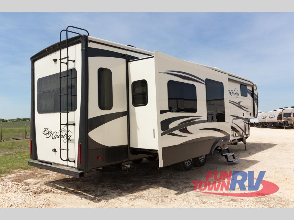 Pre Owned Rvs For Sale Dallas Fort Worth >> New 2019 Heartland Big Country 3560SS Fifth Wheel at Fun Town RV | Cleburne, TX | #147151