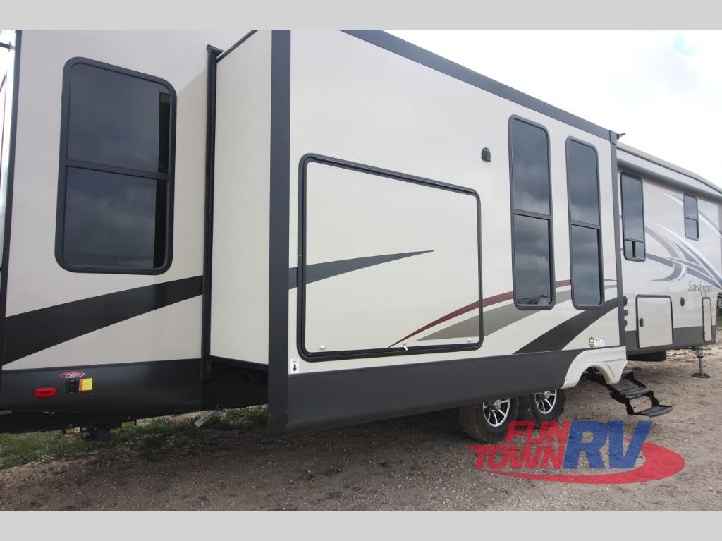 New 2018 forest river rv sandpiper 378fb fifth wheel at fun town rv rv asfbconference2016 Image collections