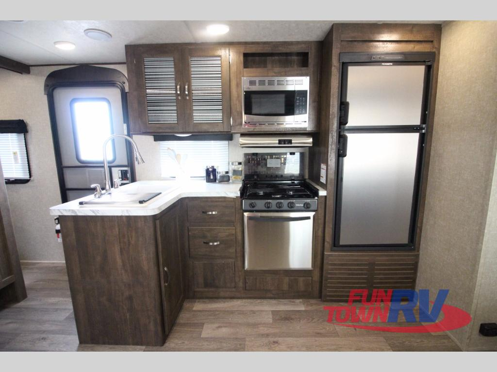 RV 3. New 2018 Forest River RV Vibe Extreme Lite 287QBS Travel Trailer
