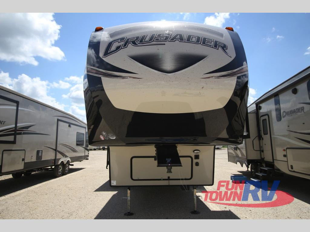 New 2018 Prime Time Rv Crusader 340rst Fifth Wheel At Fun