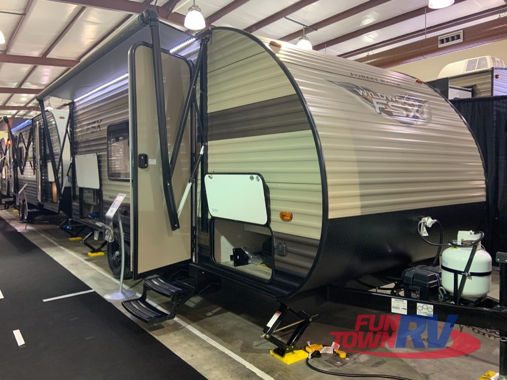 Used Forest River Travel Trailers For Sale In Cleburne Tx