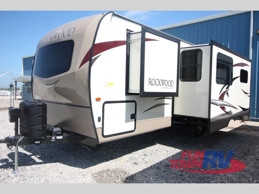 New 2018 Forest River Rv Rockwood Ultra Lite 2606ws Travel