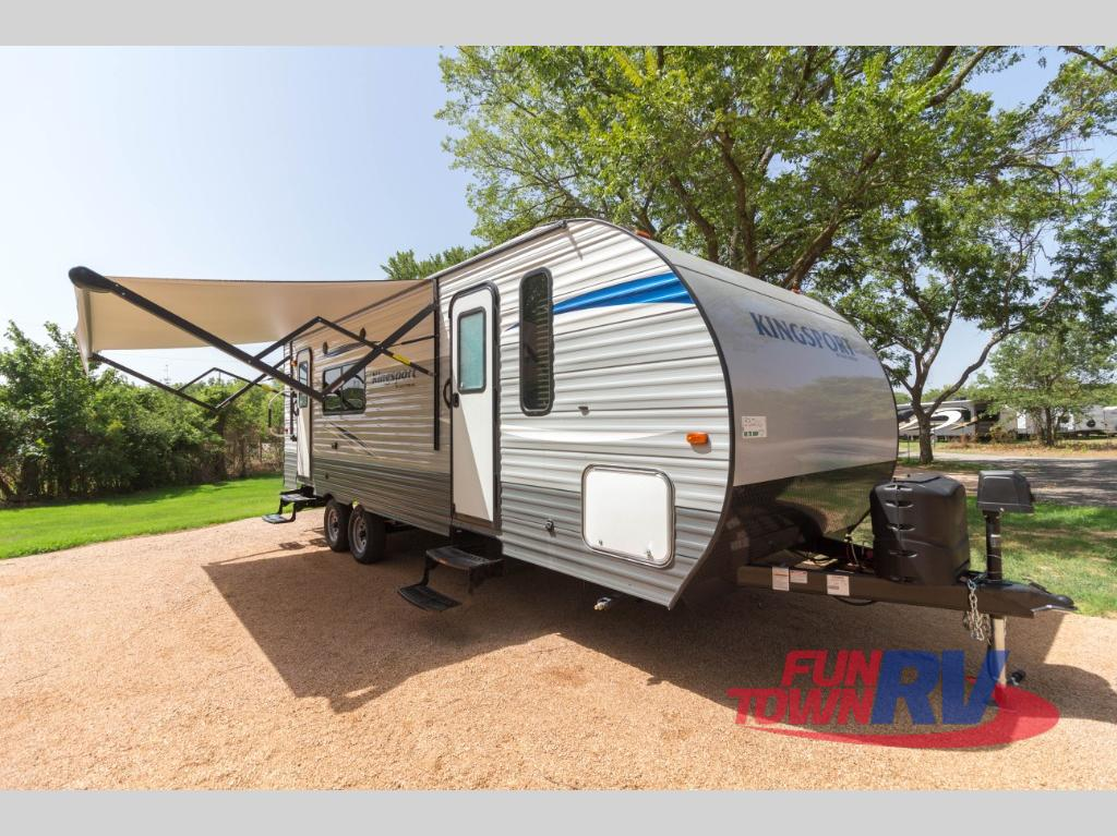 East County Preowned Superstore >> New 2019 Gulf Stream RV Kingsport 238RK Travel Trailer at Fun Town RV | Cleburne, TX | #148692