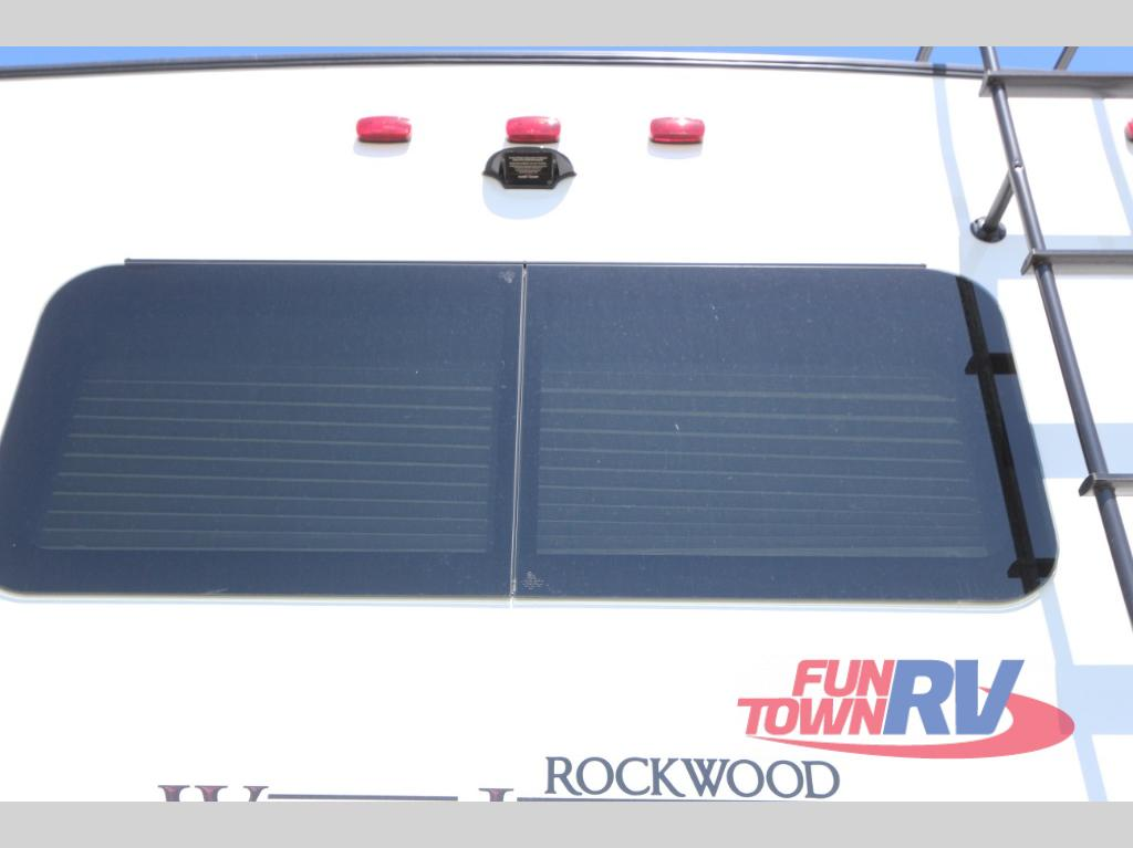 New 2018 Forest River Rv Rockwood Wind Jammer 3025w Travel