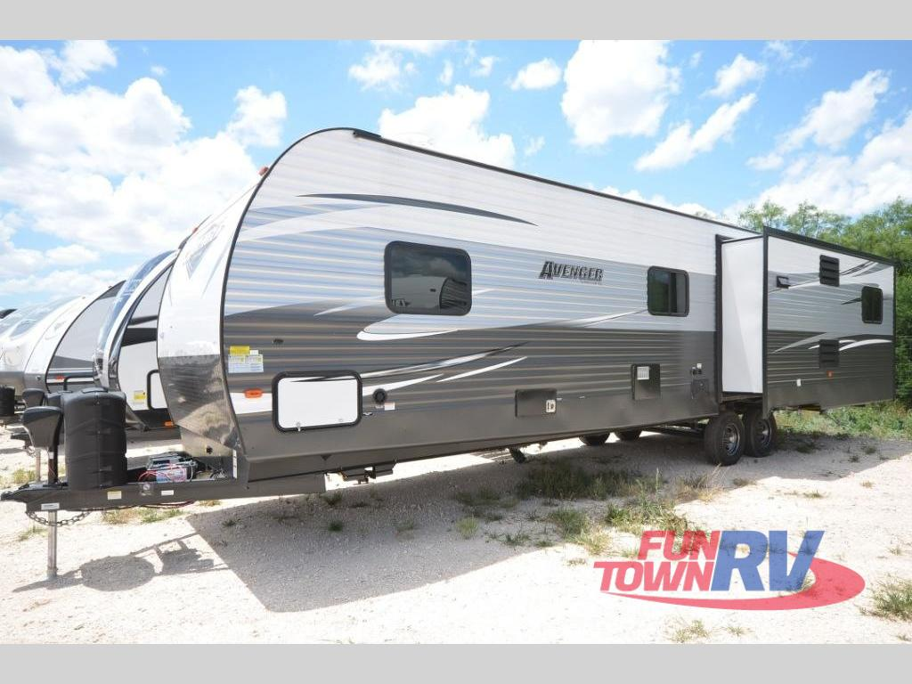 Toy Haulers For Sale In East Texas >> New 2019 Prime Time RV Avenger 32DEN Travel Trailer at Fun Town RV | Cleburne, TX | #149026