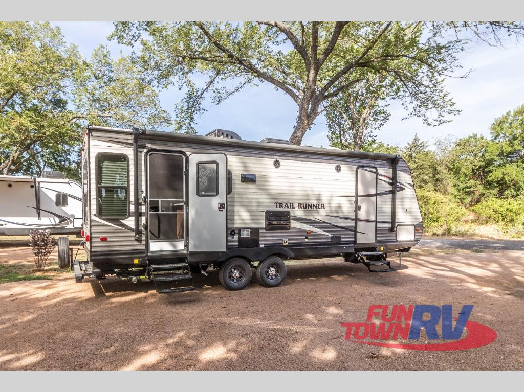 Toy Haulers For Sale In East Texas >> New 2019 Heartland Trail Runner 25RL Travel Trailer at Fun Town RV | Cleburne, TX | #149463