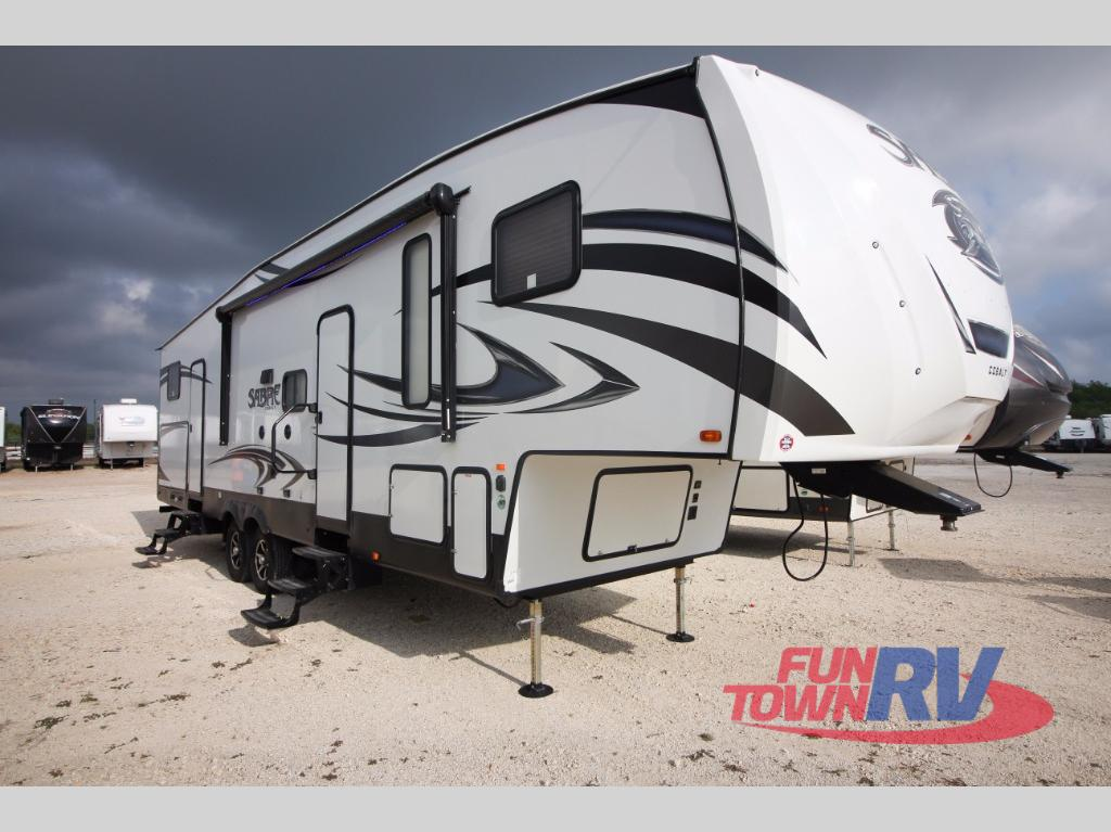 New 2018 Forest River Rv Sabre 31bht Fifth Wheel At Fun