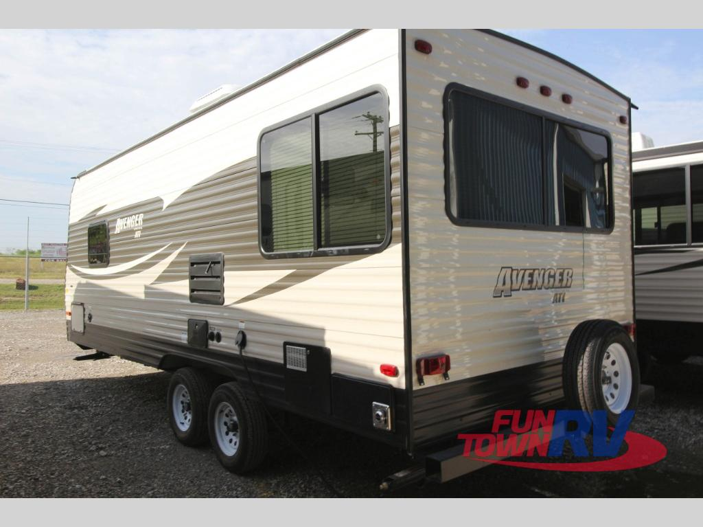 Pre Owned Rvs For Sale Dallas Fort Worth >> New 2018 Prime Time RV Avenger ATI 20RD Travel Trailer at Fun Town RV | Cleburne, TX | #142130