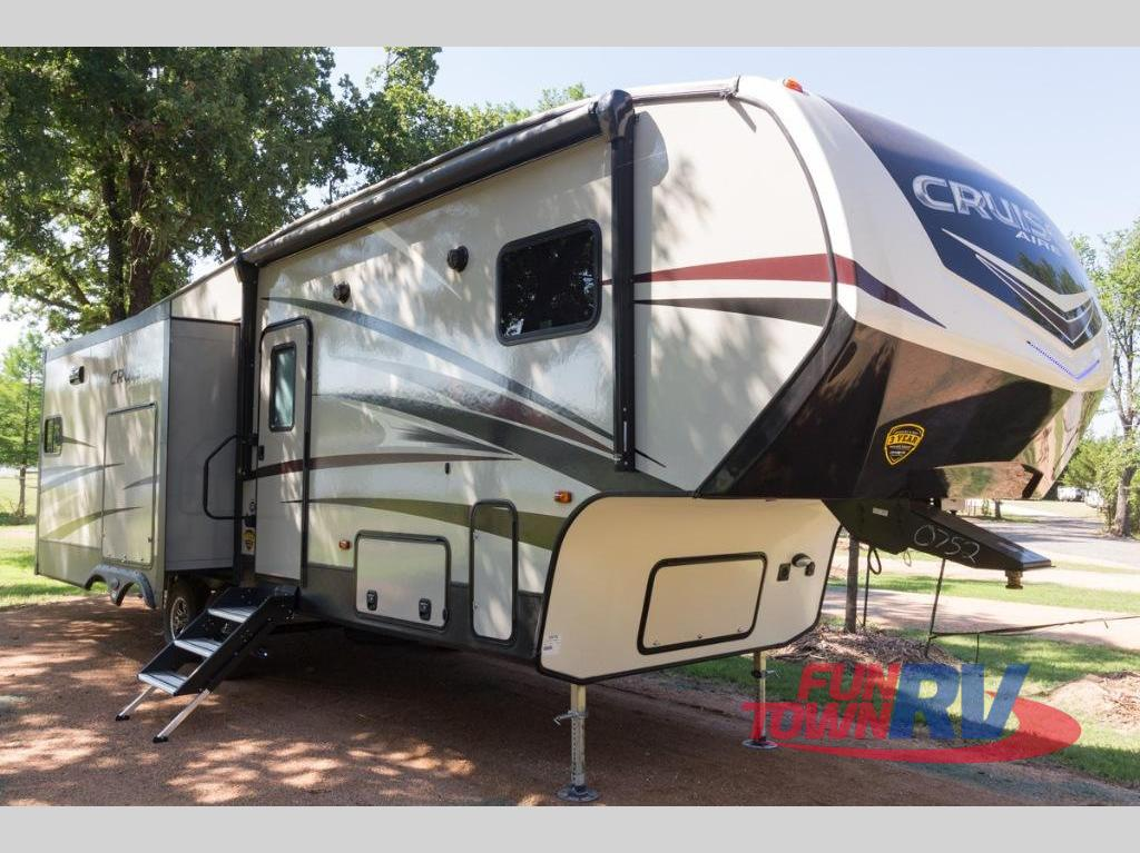 New 2019 Crossroads Rv Cruiser Aire 28rd Fifth Wheel At