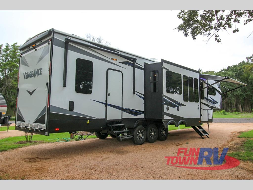 New 2019 Forest River Rv Vengeance Touring Edition 381l12