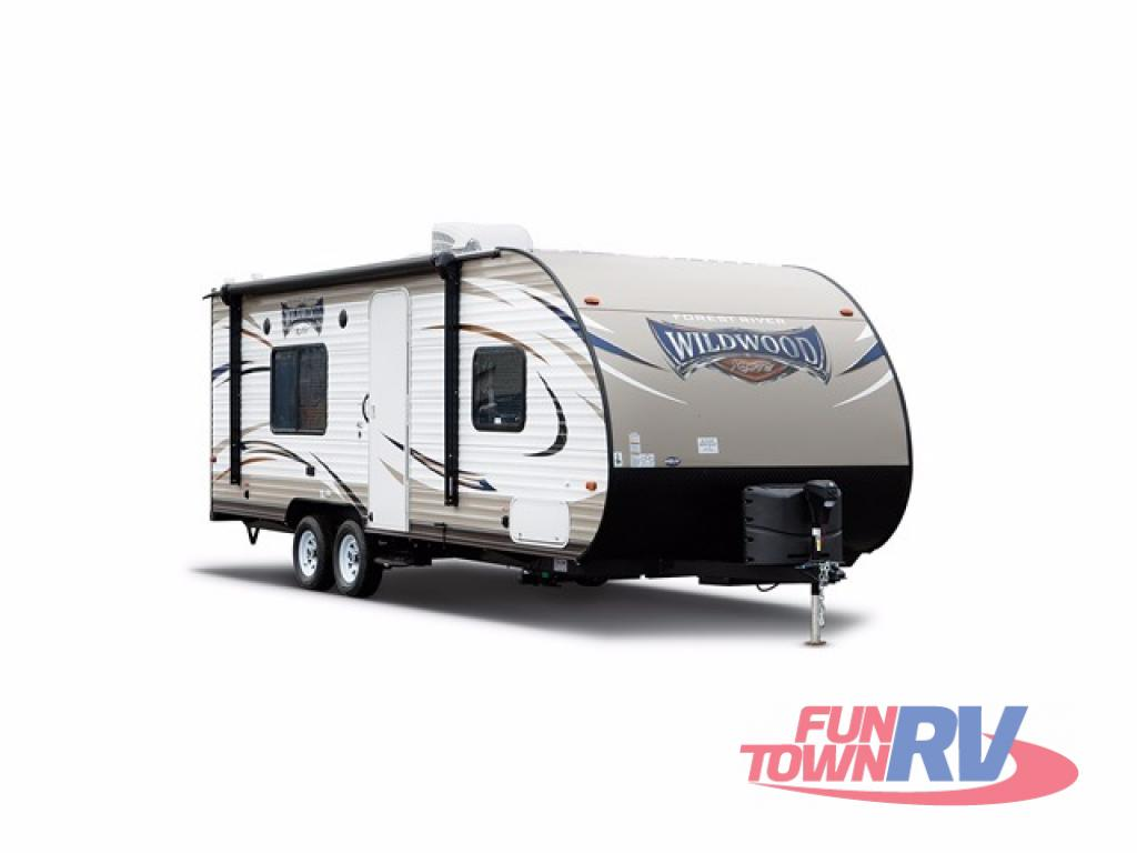 New 2018 Forest River RV Wildwood FSX 207BH Travel Trailer at Fun ...